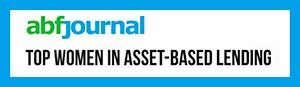 ABF Journal Top Women in Asset Based Lending Logo